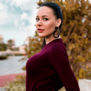 Liliia Mykhieieva